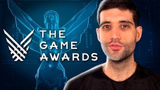 Os MELHORES jogos do ano, quem ganhou The Game Awards