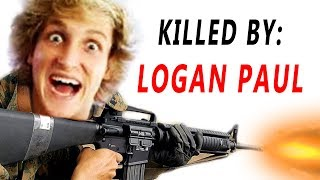 We Were Killed By LOGAN PAUL - Radical Heights - Goofin Group