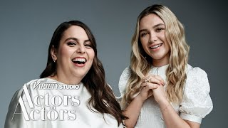 Beanie Feldstein & Florence Pugh - Actors on Actors - Full Conversation