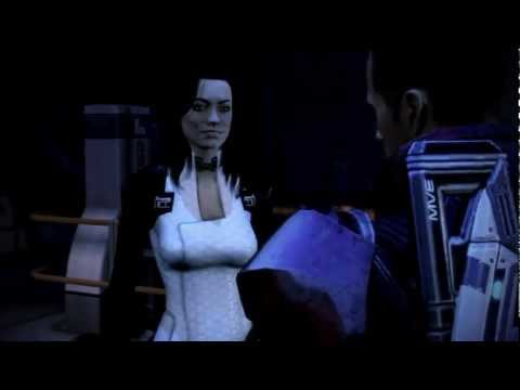 Mass Effect 3 - Miranda Lawson kills her father