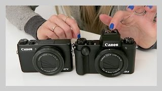 New Canon G5X vs G7X comparison! | iJustine