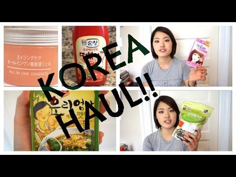 [Korea Travel] Top 10 Things to Buy in Korea