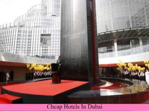 Dubai Hotel Shop offers online bookings / reservations for budget hotels in Dubai