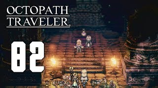 Mattias of Black Flames ♪ Octopath Traveler ► Episode 82