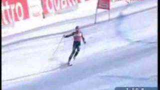 Bode miller one ski 2005