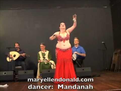 Mandanah zills Dance