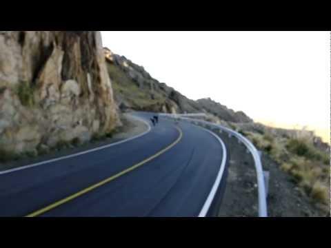longboard downhill argentina  W  MM CREW MENDOZA