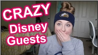 My STRANGEST Guest Experiences as a Disney World Cast Member