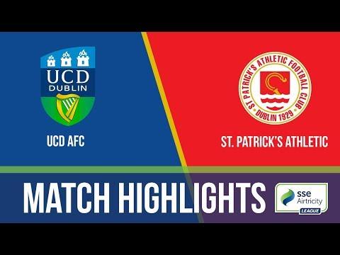 GW22: UCD 0-1 St. Patrick's Athletic