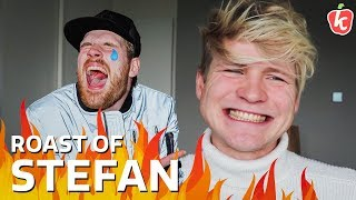 THE ROAST OF STEFAN (STUKTV) | Kalvijn
