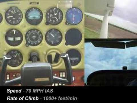 Air Plains 180 HP Cessna 172 Demo Flight