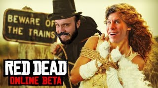 Track Meat - Read Dead Online Gameplay