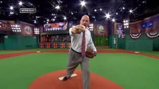John Smoltz On The Destruction Of A Slider On A Pitcher