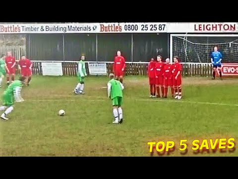 TOP 5 Best Goalkeeper Saves I WEEK #02 2014
