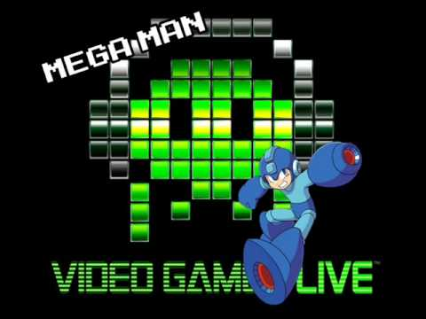 MEGA MAN – VIDEO GAMES LIVE LEVEL 2
