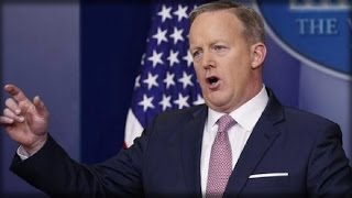 """HAHA! SPICER SMASHES REPORTERS AFTER GEORGIA """"TRUMP-SLAYER"""" GOES DOWN IN FLAMES"""