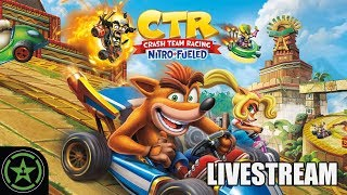 Crash Team Racing Nitro-Fueled Livestream