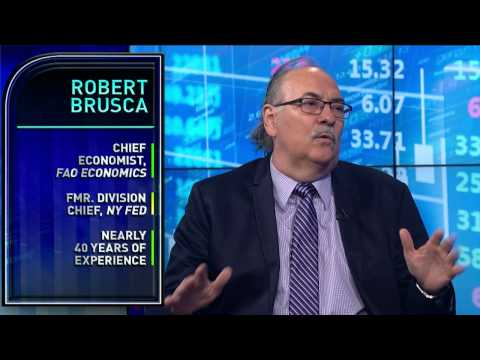Arise Xchange: Robert Brusca - Reactions to Fed Chair Janet Yellen's Comments