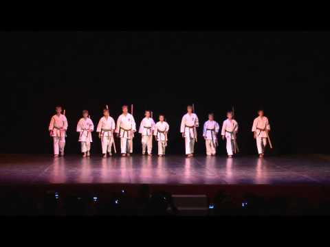 First Russian Festival of Okinawa Martial Arts. PART-1