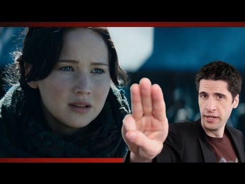 Catching Fire teaser trailer review