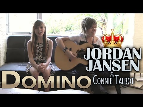 domino Jessie J - Acoustic Cover By Jordan Jansen & Connie Talbot video