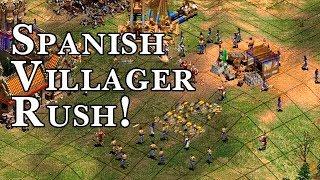 Spanish Villager Shenanigans!