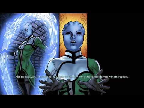 Mass Effect 2 - 'Genesis - Interactive Comic'