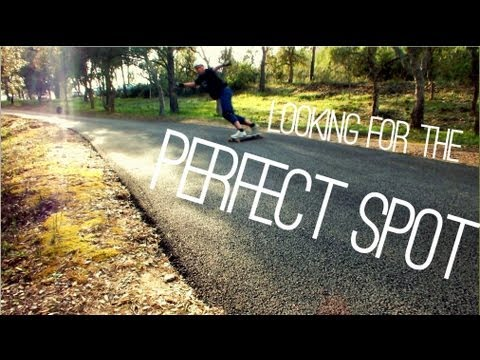 IZY Crew Longboard - Looking For The Perfect Spot