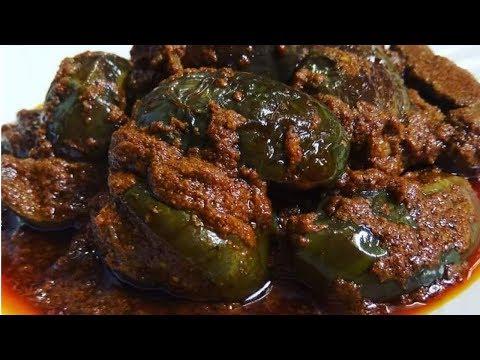 सब्जियों के राजा बैगन को बनाएं इस तरीके से तो स्वाद बढ़ जाएगा कई गुना /Stuffed spices eggplant / egg