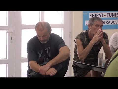 Zadruga 2 - Rasprava Aleksandre i Davida zbog Ramone - 25.04.2019.