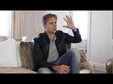 DJTT Interviews Armin Van Buuren