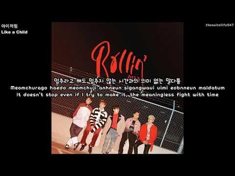 download lagu B1a4 - Like A Child Hangul, Romanization, Eng Sub gratis