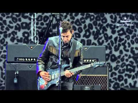 The Kills &#039;No Wow&#039; (Live at Open&#039;er Festival)