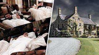 SIDEMEN SLEEP IN HAUNTED MANOR HOUSE (WARNING)