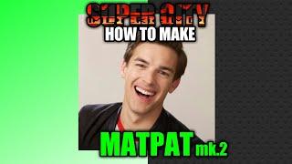 Super City - How to make Matpat (Mk.2)