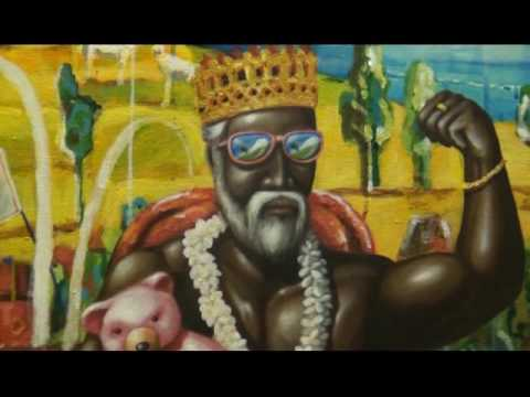 HAMER - Kinship in Art - Paintings & Sculpture Exhibition Bali 2016