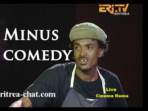 Eritrean Comedy of Yonas Minus Cinema Roma - Asmara - Eritrea