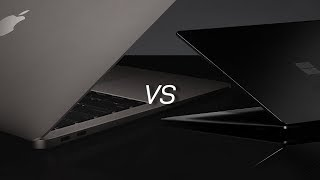 MacBook Air 2018 vs Surface Laptop 2: Battery Life or Performance?