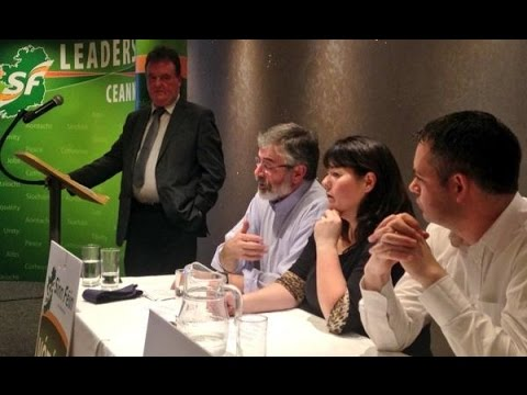 Bastards: OFDFM react to Gerry Adams comments