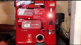 MSD Ignition Demonstration | How an MSD Works
