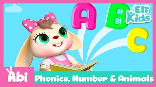 Phonics, Number & Animals Compilations | Eli Kids