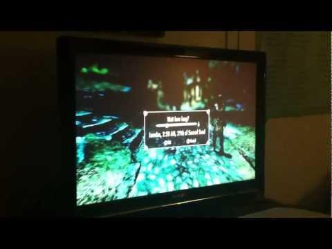 The Sagas Of Skyrim: I Named It Ebony Vagina video