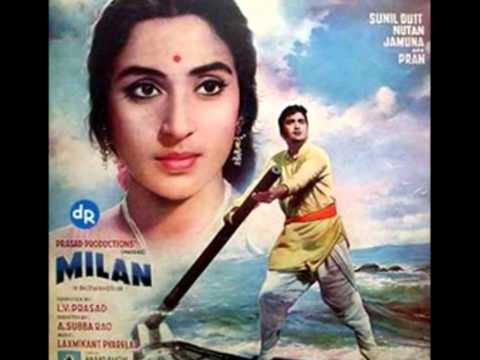 Sawan Ka Mahina Full Song (HD) With Lyrics - Milan