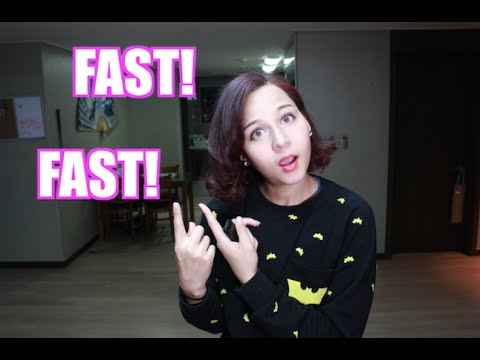 Too Fast Paced For Me! Life Whiplash In Korea video