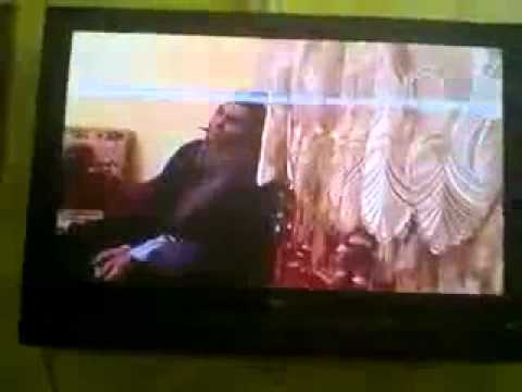 Libya_  Libya State TV Host Hala Misrati held  captive by revolutionists flv