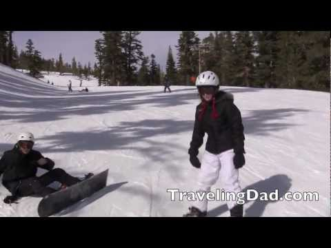 Mammoth Mountain Spring Skiing