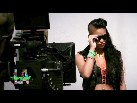 "The B-Sides: Making of ""Cassie x Forever LA"""
