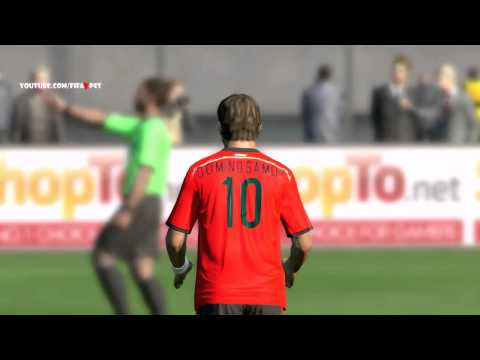PES 2014   Mexico New Kits Away World Cup 2014 Brazil HD