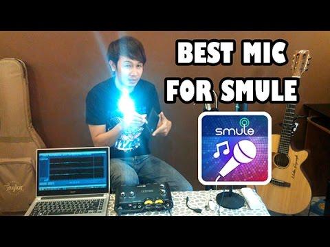 download lagu Agar Hasil Rekaman SMULE Jernih Best Mic For Smartphone Tanpa Komputer gratis