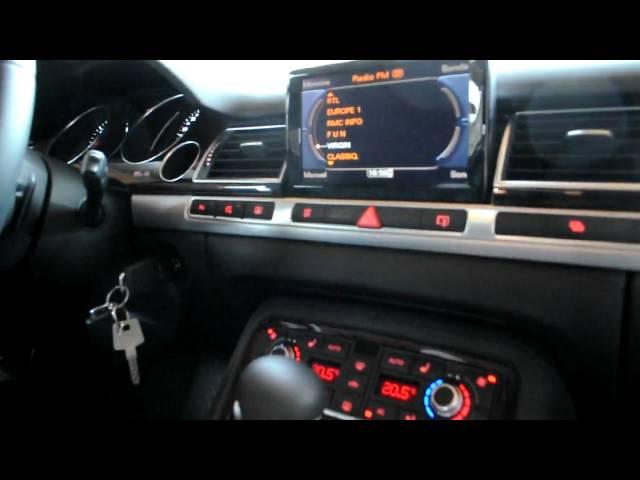 A8L 4.2L TDI V8 Avus - Presentation